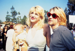 Courtney Love recordó a Kurt Cobain