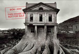 Bon Jovi muestra la tapa de su nuevo disco