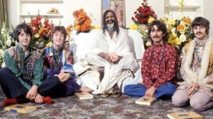 Una muestra recordará el viaje de The Beatles en India