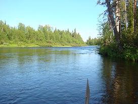 сплав по реке идель