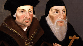 Faith above Authority:  SS John Fisher & Thomas More, Martyrs