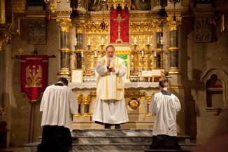 (Playback) First Monday Polyphonic Mass: 6 September (Votive Mass for Unity), Maiden Lane, 1830hrs