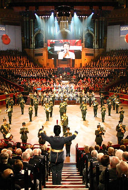 Emer McParland sings at the Festival of Remembrance.jpg