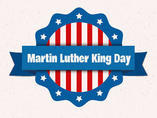 MLK Day Office Hours