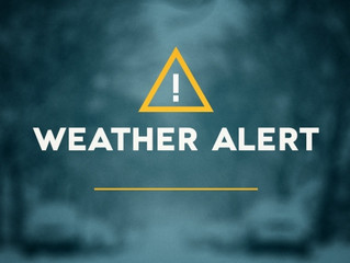 Inclement Weather Closing