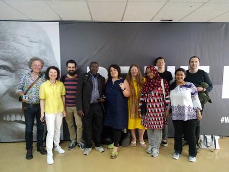 EMMIR Consortium meets in Johannesburg