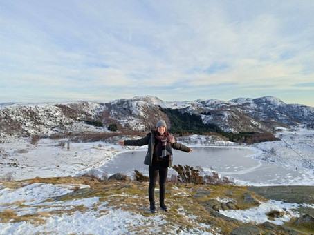 Second semester in Stavanger: the experience of Julia