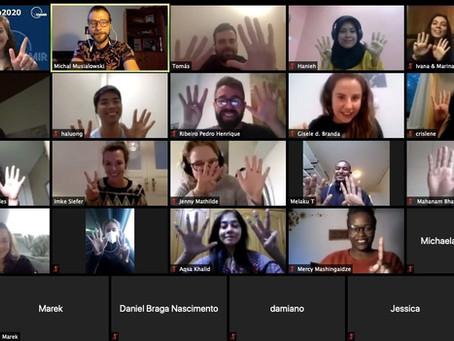 EMMIRians participate in Virtual Meet-Up