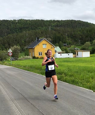 Maria Wågan med NM sølv og klubbrekord på 10 000 m!