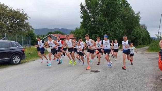 5 km Hestmarka