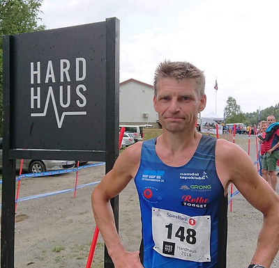 Hardhausen 2018- Ole Leirvik, nest beste Hardhaus!