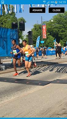 Oslo Maraton 2019: Dadafo satte ny klubbrekord på 10km