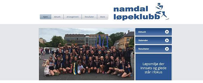 Velkommen til vår nye hjemmeside!