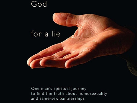 Exchanging the truth of God for a lie: One man's spiritual journey to find the truth about hom