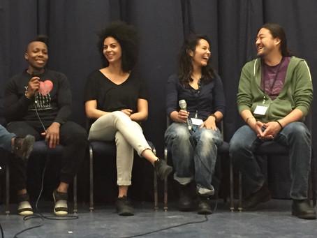 POC (Person-of-Colour) Panel – Generous Space Retreat 2017