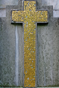 mosaic cross via photopin (license)