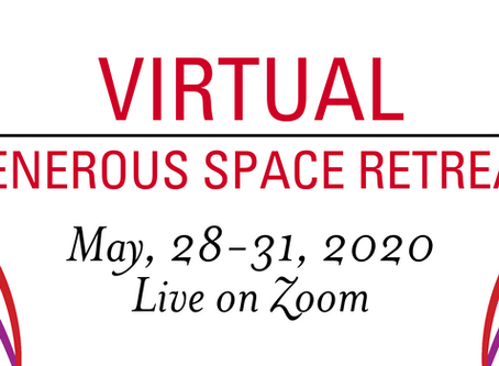 Our First Ever Virtual Retreat
