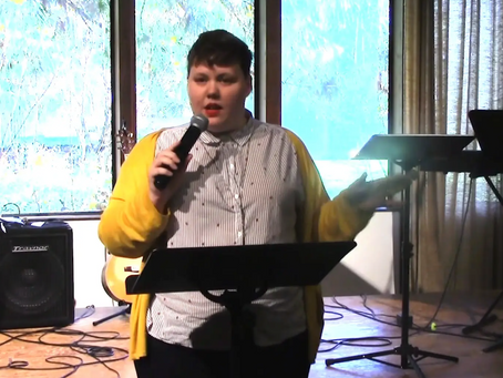 Queer Sermons in the GS Community – Becca Sawyer