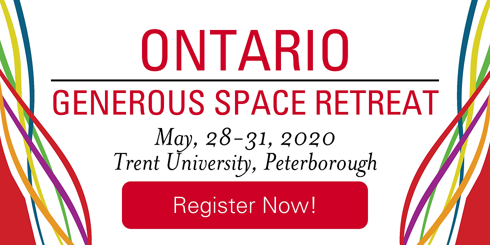 Ontario Generous Space Retreat