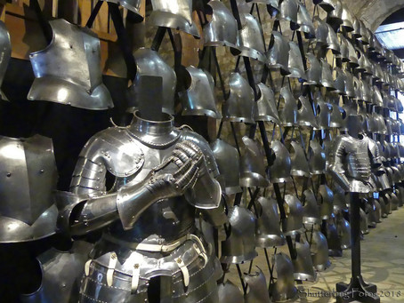 The Armour of God for Marginalized Folks