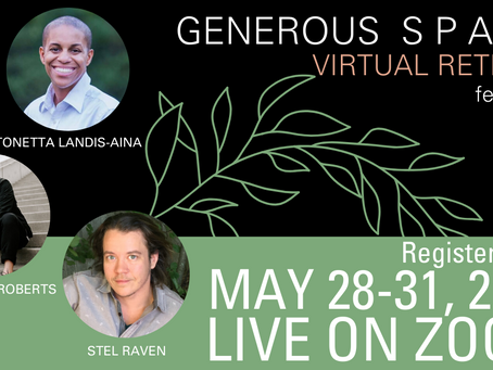 Reflections on our GS Virtual Retreat