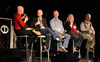 Reflections on the GCN Panel with Alan Chambers