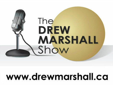 Wendy on The Drew Marshall Show
