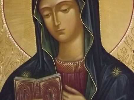 Advent 4 ~ Mary's Song: The Journey to Justice
