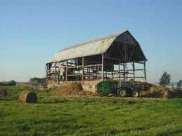 Reorientation: Time to Pull that Barn Down