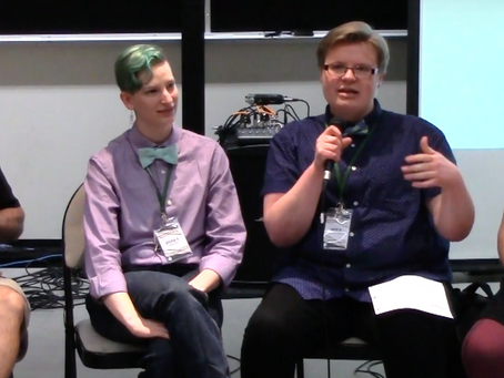 Non-binary Panel – Ontario Generous Space Retreat 2018