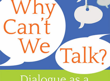 Why Can't We Talk?