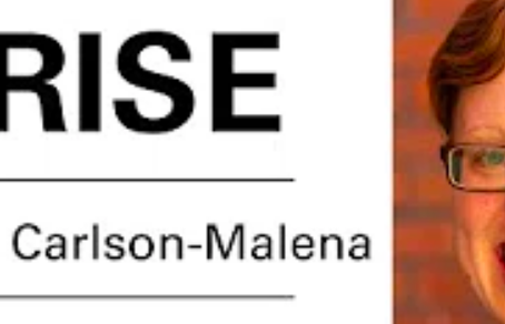 Rise: A Sermon by Beth Carlson-Malena