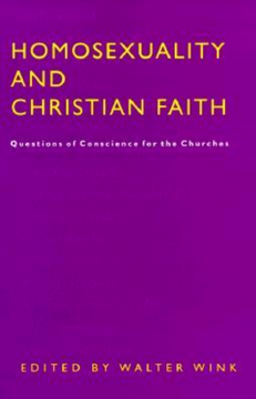 Homosexuality & Christian Faith (ed. Wink)