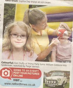 Sutton cum-Lound School Summer Fair