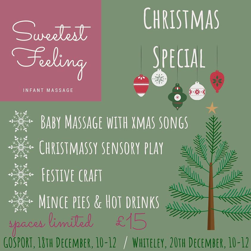 Gosport Christmas Special! | Wednesday 18 Dec 10:00am-12:00pm