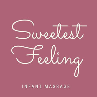Sweetest Feeling Logo