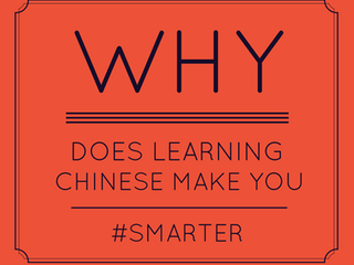 Why do scientists claim that learning Chinese makes you smarter?