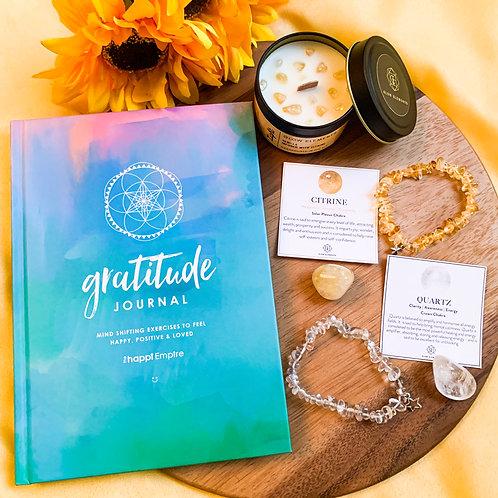 Abundance & Joy Intention Set