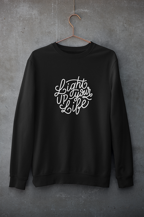 Light Up Your Life Sweatshirt