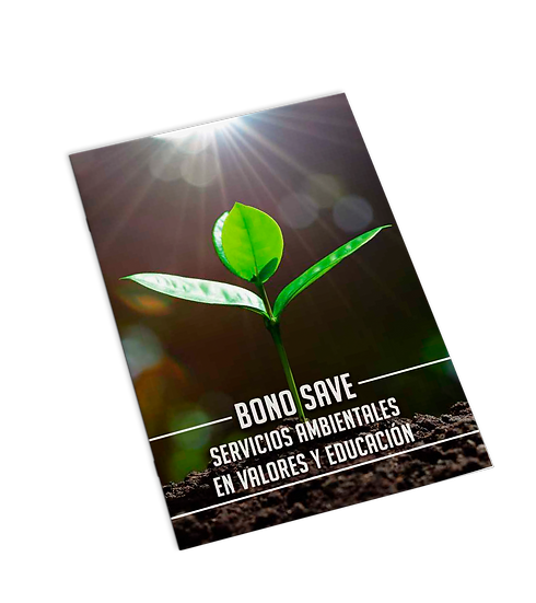 Guía Bono SAVE: Servicios Ambientales en Valores y Educación