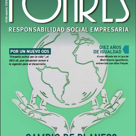 """""""Empatía Activa por la Vida"""" en la revista FONRES de Argentina"""