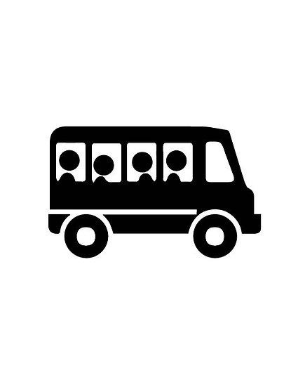 Compensación de bus pequeño por  kilómetros recorridos