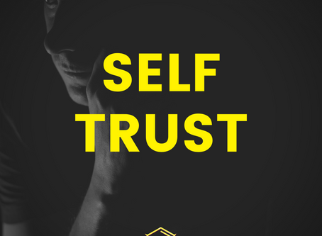 Trusting Myself to Give More Authentically