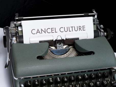 For Creators Who Are Afraid of Cancel Culture