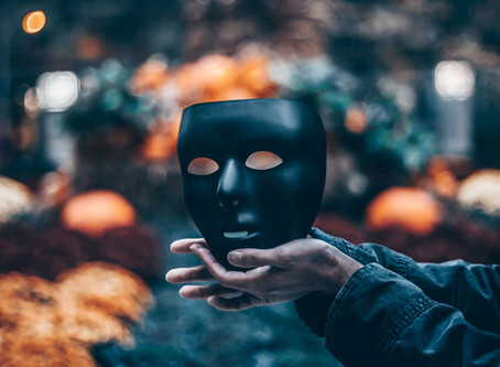 The Masks We Wear to Avoid Fear
