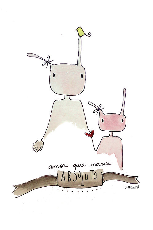 """Amor Absoluto"""