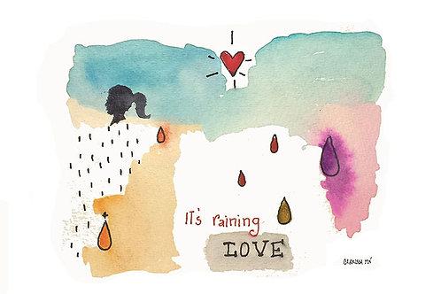 """""""Raining"""""""