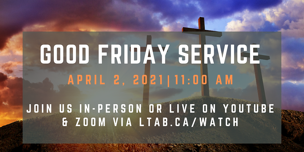 Register of Good Friday Service