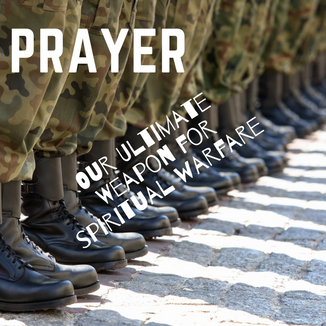 gallery - Prayer - Our Ultimate Weapon F