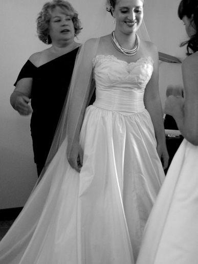 Bride/Daughter/Granddaughter
